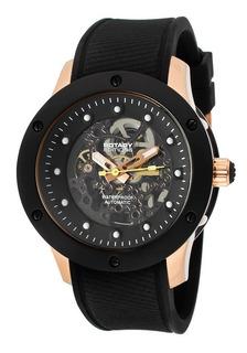 Reloj Automatico Hombre Rotary 513c 100% Original Envio 24h