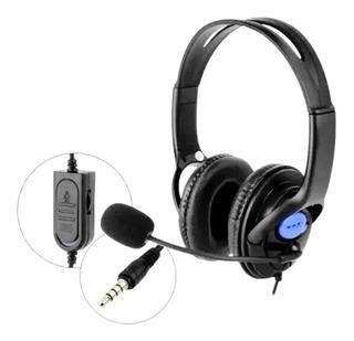 Auricular Gammer Para Video Juegos, Con Micrófono P4-x