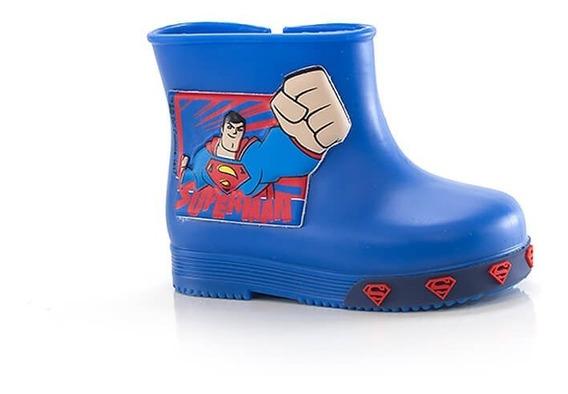 Galocha Grendene Dc Friends - Super Homem - Vandinha