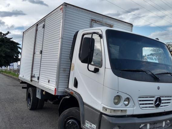 Caminhão Mb Accelo Bau Refrigerado