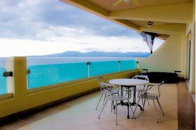 Ry-1.hermoso Pent House Con Vista Al Mar
