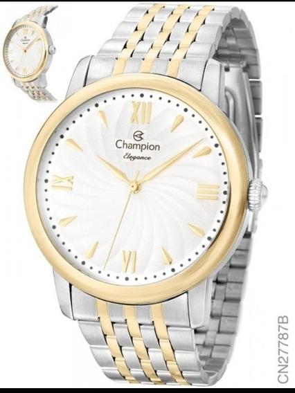 Relógio Champion Misto Cn27787b