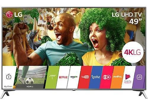 Promoção Tv 49 Lg 4k Ultra Hd