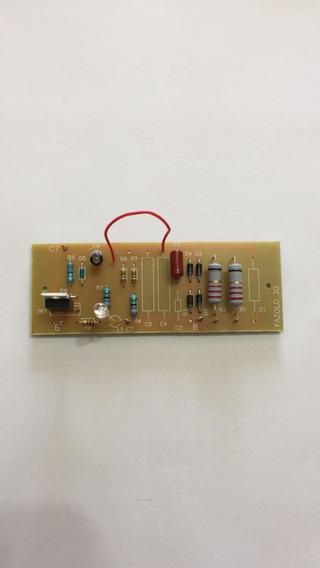 Placa 5 Peças Para Eletrificador De Cerca Rural 60.000 M² 127/220v