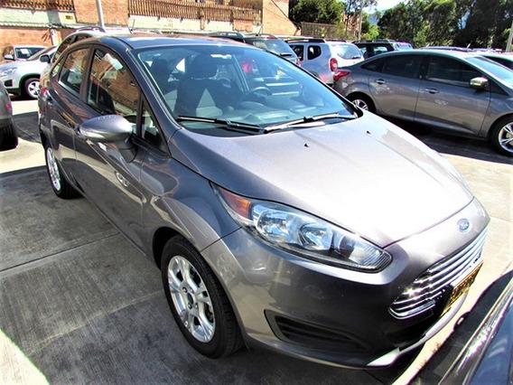 Ford Fiesta Se Sedan Mec 1,6 Gasolina