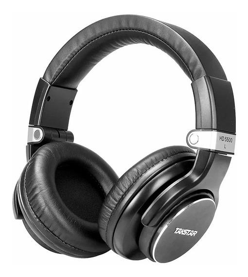 Takstar Hd5500 Fone De Ouvido Profissional 50mm Monitoração