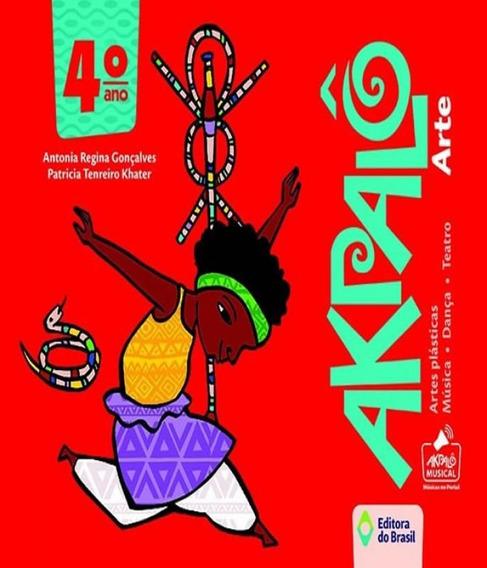 Akpalo - Arte - 4 Ano - Ef I