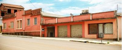 Casa Com Terreno Grande No Centro De Santa Bárbara Do Sul
