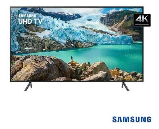 Smarttv 4k Samsung 50 Visual Livres Hdr Único Un50ru7100gxzd