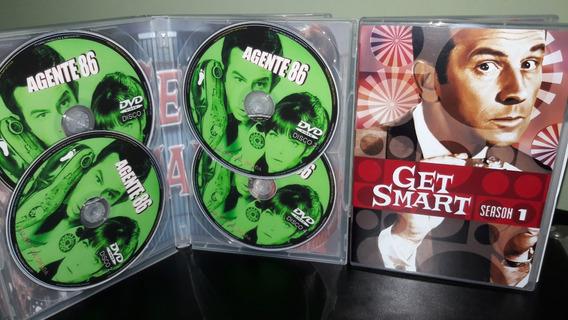 Dvd Box Agente 86 Série Completa ( Temps 1-2-3-4-5 )