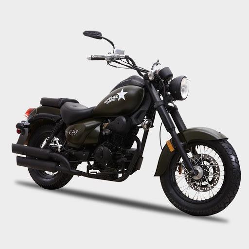 Moto Um Renegade Comando (poco Uso) 6,500.000 Negociables.