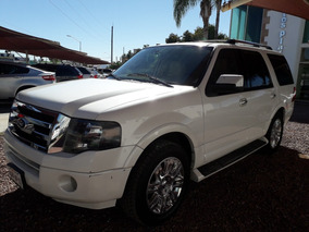 Ford Expedition 2011 5.4 Limited Piel V8 4x2 At Blanca