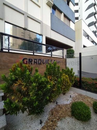 Imagem 1 de 15 de Apartamento No Centro, Edifício Granville - Mi1001