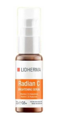 Serum Gel Vitamina C Y Ácido Hialurónico Radian C Lidherma