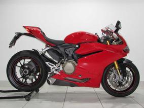 Ducati 1299 Panigale S - 2016 Vermelha - Baixo Km