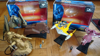 Lote Star Wars Action Fleet Clone Wars Episodio I