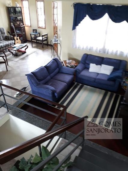 Casa A Venda No Bairro Matriz Em Mauá - Sp. - 3329-1