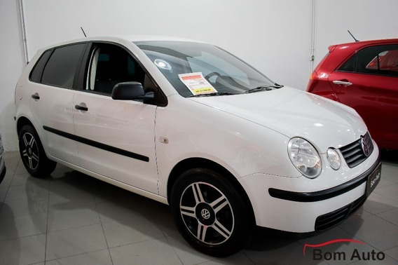 Volkswagen Polo 1.6 Hatch Manual 2006