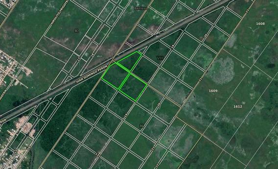 Canmpo Venta 7,5 Hectáreas Avenida Río De La Plata - Berisso