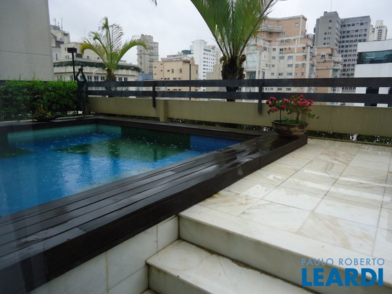 Cobertura Jardim América - São Paulo - Ref: 481412