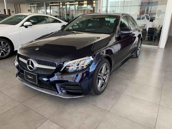 Mercedes-benz Clase C 2019 4p C 300 Sport L4/2.0/t Aut