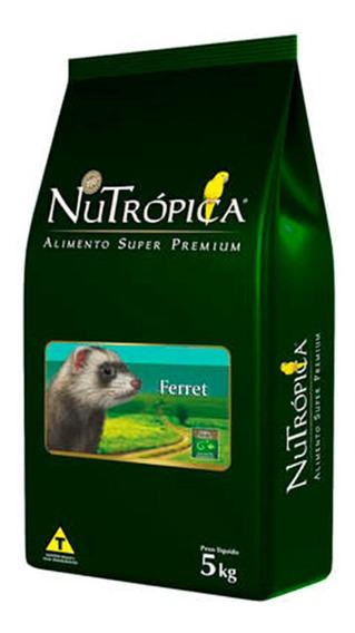 Ração Nutrópica Para Ferret Natural - 5kg