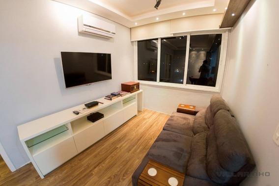 Apartamento Com 1 Dormitório À Venda, 43 M² Por R$ 290.000,00 - Camaquã - Porto Alegre/rs - Ap1553