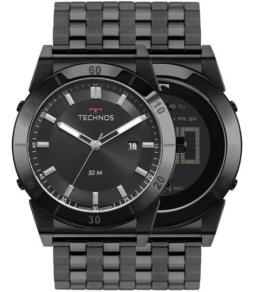 Relógio Technos Curvas Masculino 1s13cr/4p