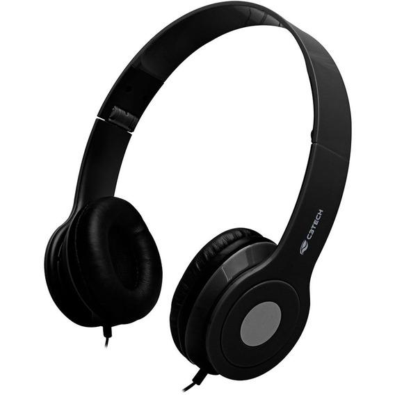 Fone C/mic Dobrável Ph-100rd C3tech