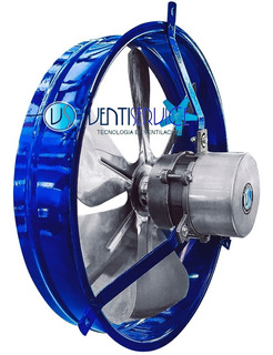 Extractor Industrial 25 Cm Ruleman Reversible Envio Gratis