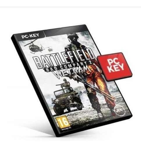 Battlefield Bad Company 2 Origin Key Código Digital Envio Já