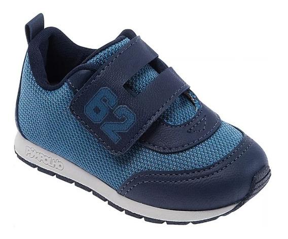Tênis Infantil Pimpolho Azul Marinho 008503