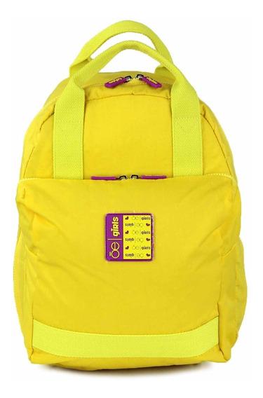 Backpack En Textil Con Doble Asa Cloe Girls Niña