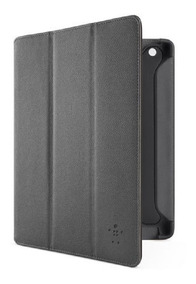 Capa Book Cover + Traseira P/ Apple iPad 2 3 4 Tela Retina