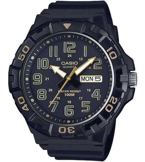 Relógio Casio Masculino Mundial Mrw-210h-1a2vdf-br