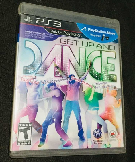 Get Up And Dance Ps3 ** Movie