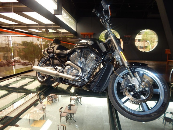 Harley-davidson V Rod Muscle 2015 Preta