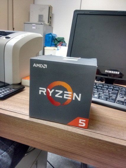 Processador Amd Ryzen 1600