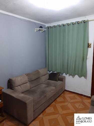 Casa Para A Venda No Bairro Vila Bela Vista Em Santo André - Sp. - Ca00253 - 69370042
