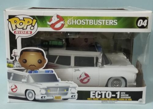Ecto-1. Ghostbuster. #04.  Pop. Nuevo.