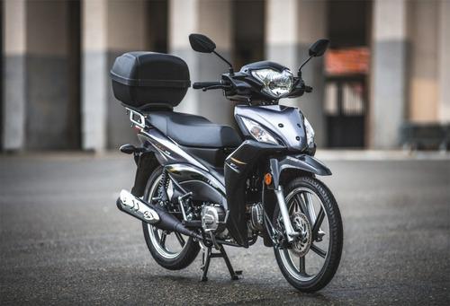 Imagem 1 de 6 de Haojue Nex 115 Fi 0km 2022 - Moto & Cia