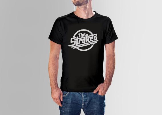 Playera The Strokes! Con Envío!