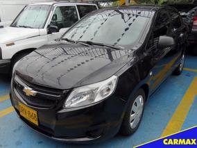 Chevrolet Sail Ls A.a Negro