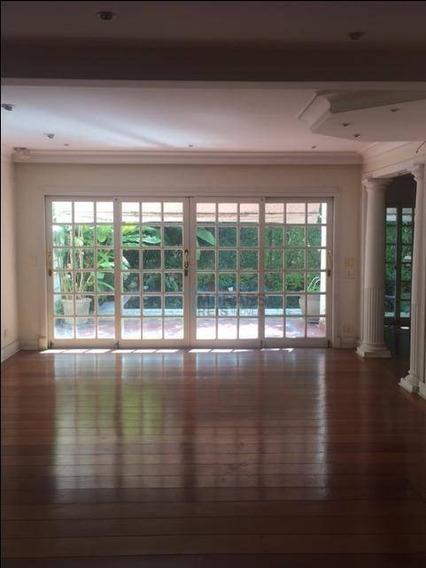 Sobrado Residencial Para Venda E Locação, Brooklin Paulista, São Paulo. - So2470