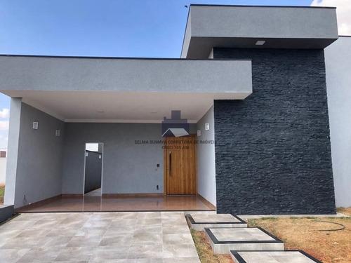 Imagem 1 de 15 de Casa À Venda No Bairro Residencial Figueira Ii - São José Do Rio Preto/sp - 2020929