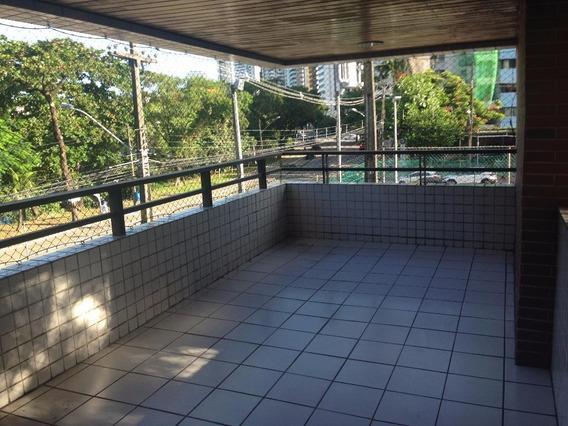 Apartamento Em Madalena, Recife/pe De 137m² 3 Quartos À Venda Por R$ 790.000,00 - Ap294800