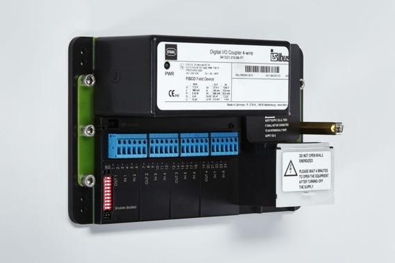 Acoplador Digital E/s (4 Fios) Stahl