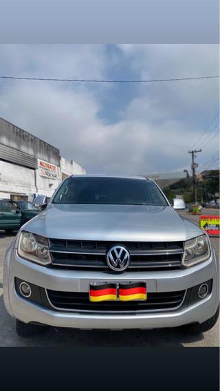 Volkswagen Amarok 2.0 Highline Cab. Dupla 4x4 4p Automática