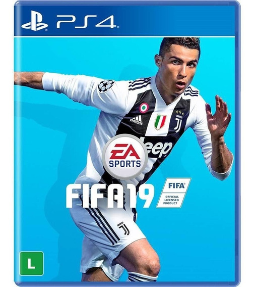 Jogo Fifa 19 Ea Sports Para Playstation 4 Ps4 Português