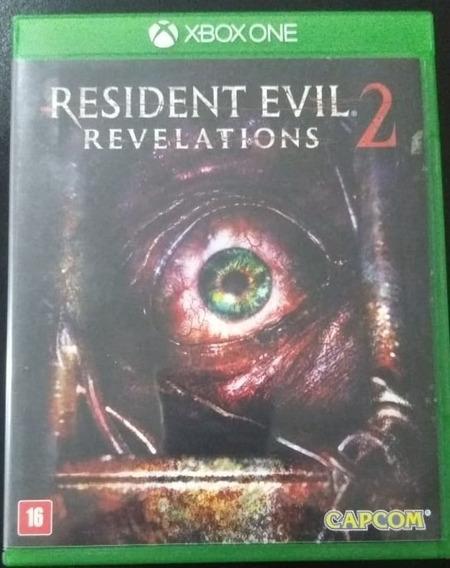 Jogo Xbox One - Resident Evil 2 - Revelations
